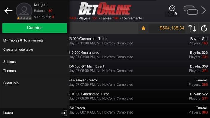 Gambling points
